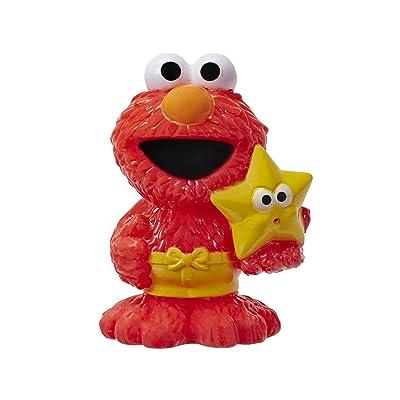 Sesame Street Elmo Bath Squirter: Toys & Games [5Bkhe1101136]