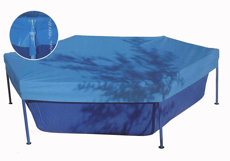 TOI - Cubierta tubular para piscinas tipo basic - 230: Amazon.es: Juguetes y juegos