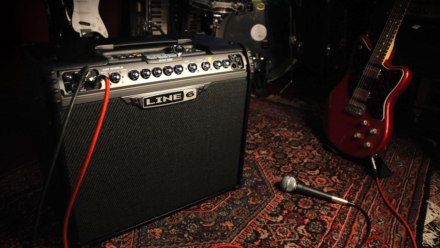 Line 6 LINE6 - Spider jam amplificador guitarra: Amazon.es: Instrumentos musicales