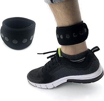 VIEEL - Pulsera de tobillo y brazo con hebilla y bolsa de malla ...