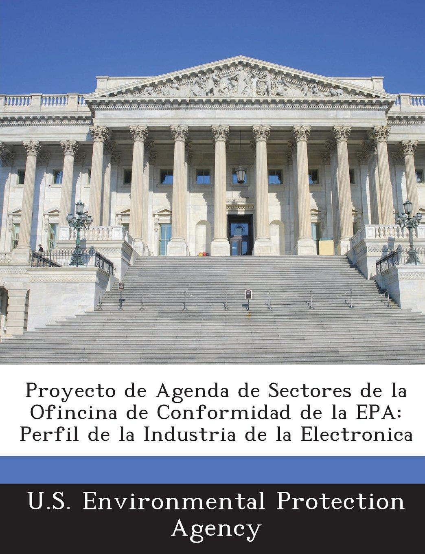 Proyecto de Agenda de Sectores de La Ofincina de Conformidad ...