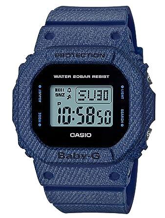Casio Reloj Digital para Unisex Adultos de Cuarzo con Correa en Plástico BGD-560DE-2ER: Amazon.es: Relojes