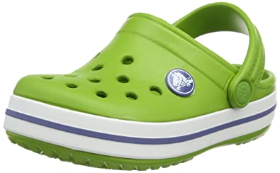 8f9197fce4 Crocs Unisex Crocband Kids Clogs  Amazon.co.uk  Shoes   Bags