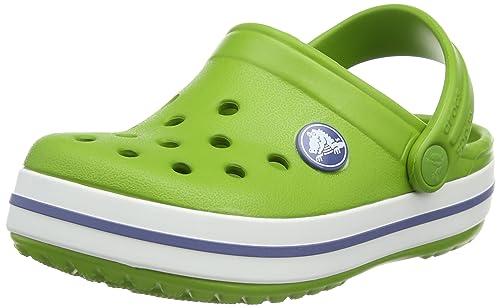 low priced 9f709 30504 crocs Unisex-Kinder Crocband Kids Clogs