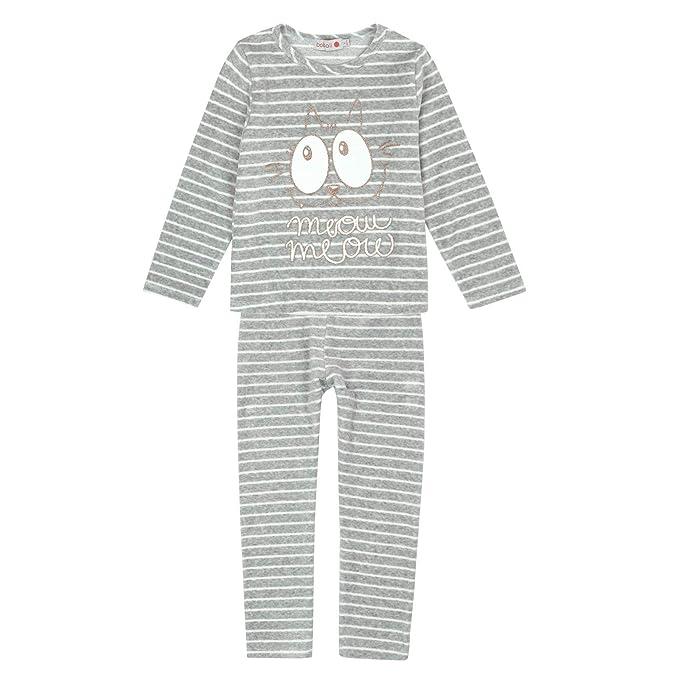 6ca35ae06 Pijama Terciopelo de niña: Amazon.es: Ropa y accesorios