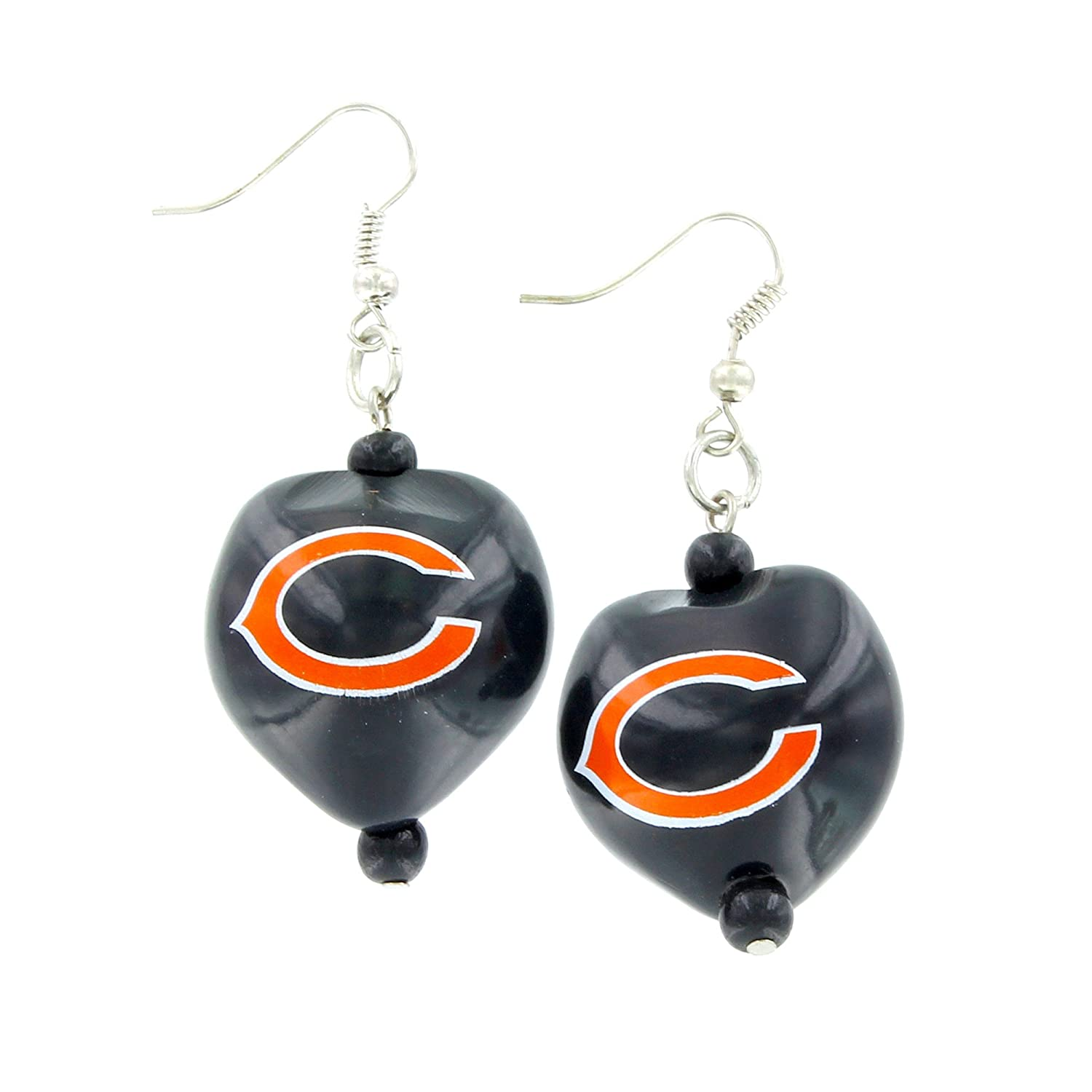 NFL Kukui Nut Earrings