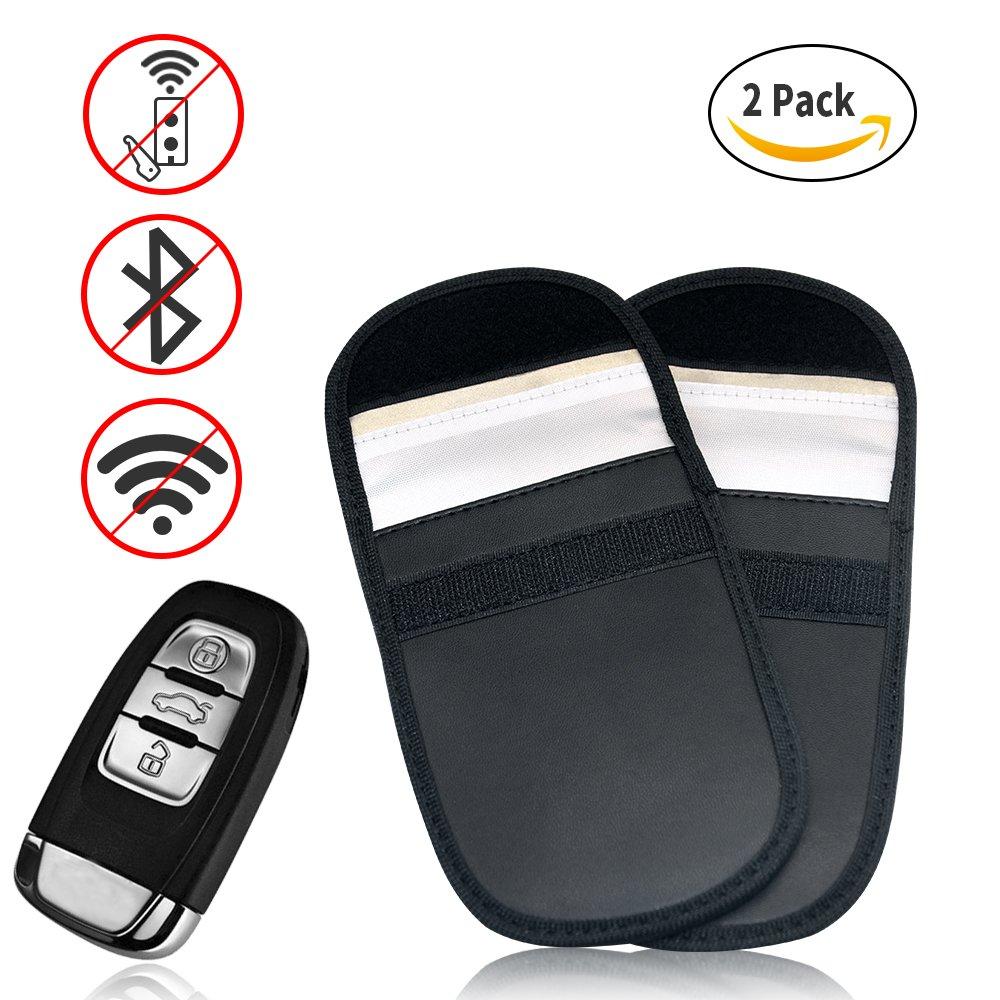 Estuche de bloqueo de señal Kesouli, para llaves de coche (2 unidades): Amazon.es: Coche y moto