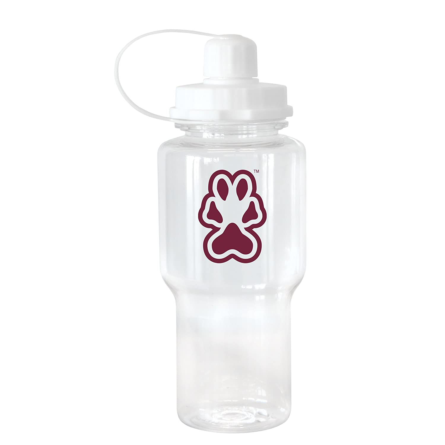 24-Ounce Boelter Brands 282756 NCAA Southern Illinois Salukis Tritan Travel Mate Water Bottle