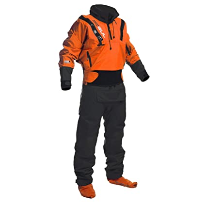 Crewsaver Atacama Sport Drysuit /& Undersuit 2019 Black//Red