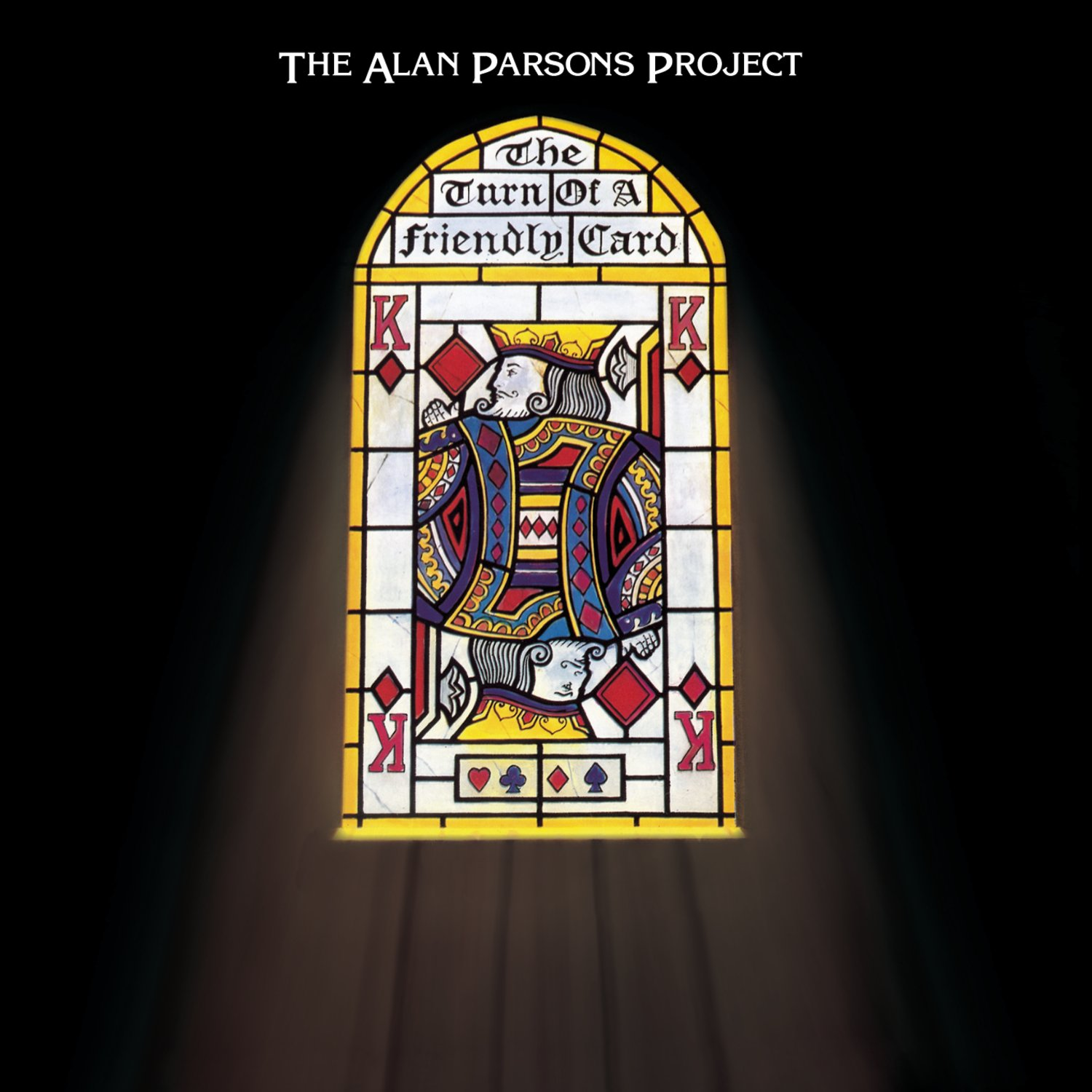 Risultati immagini per the alan parsons project the turn of a friendly card