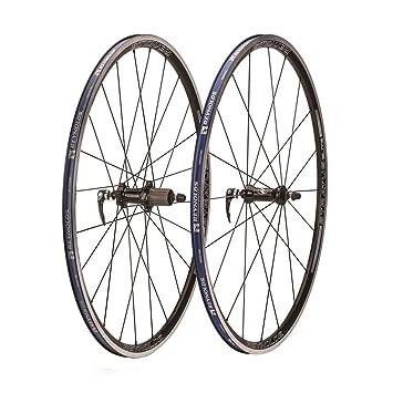 Reynolds sostenidamente Elite 700C ruedas bicicleta Carretera Shimano F/V/SRAM 11Speed w/QR: Amazon.es: Deportes y aire libre