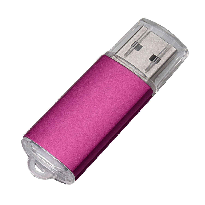 2.0 GB 5pcs 2/G Pen Drive de disco de memoria USB Flash Drive USB 2.0/Memory Stick Azul//Morado//Rosa//Verde//Naranja
