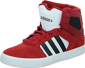 adidas Neo BBNEO Avenger Chaussures Sneakers Mode Homme Rouge Neo T:44 2/3