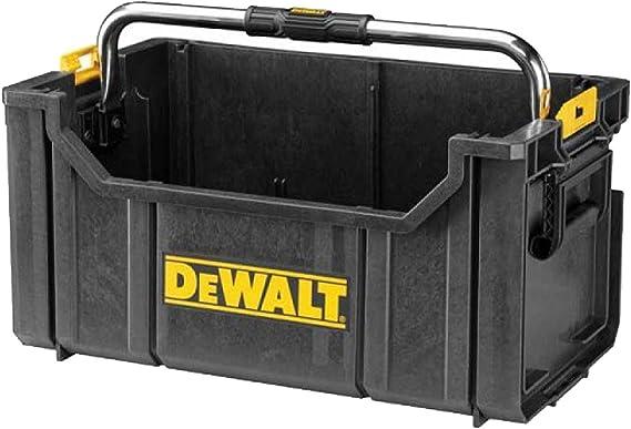 DeWalt DWST1-75654 Cajón con asa metálica, Amarillo/Negro: Amazon.es: Coche y moto