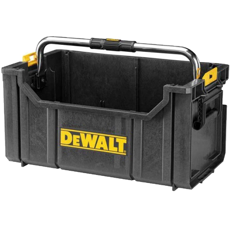 DeWalt DWST1-75654 Caj/ón con asa met/álica