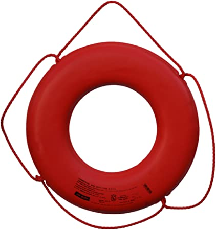 Cal June USCG Approved No Strap Ring
