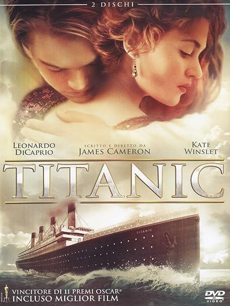 Dvd- film -titanic - leonardo di caprio B008E4ZS92