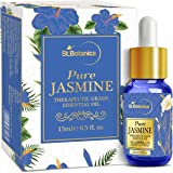 StBotanica Pure Jasmine Essential Oil, 15ml