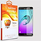 Parallel Universe Samsung Galaxy A5 (2016) Tempered Glass Screen Protector Unbreakable Flexible Screen Guard- Transparent