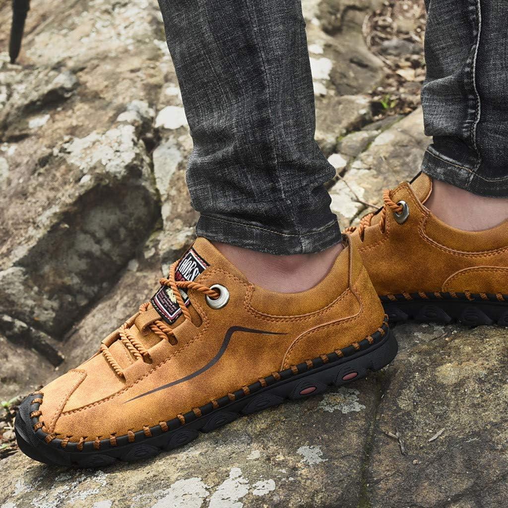 Elsta Herren Mokkasins Slip on Casual Männer Loafers