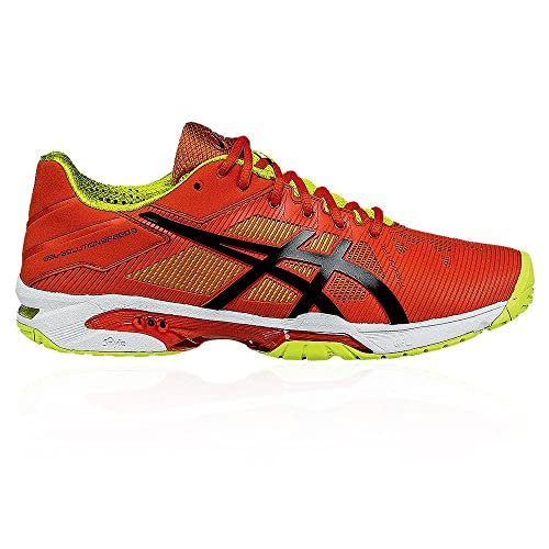 ASICS Gel Solution Speed 3 Clay Hommes argenté
