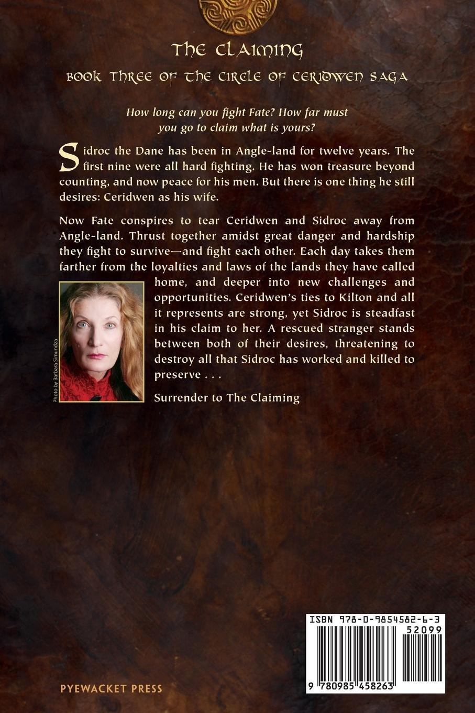The Claiming: Book Three of The Circle of Ceridwen Saga
