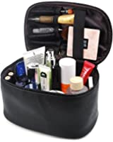 Cosmetic Bag,365park Travel Makeup Organizer Bag Cosmetic Case
