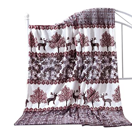 Amazon.com  Flannel Fleece Throw Blanket bc3d0a822
