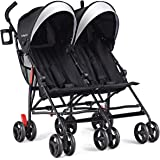 Amazon Com Lightweight Double Umbrella Stroller By