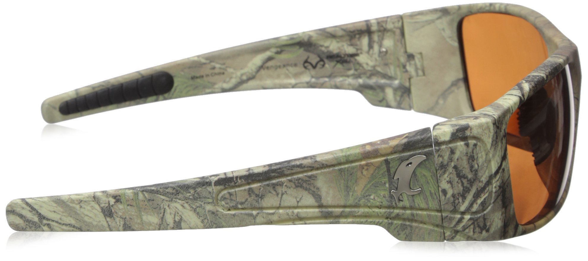 Vicious Vision Vengeance Pro Series Copper Lens Sunglasses, Realtree Xtra by Vicious Vision (Image #3)