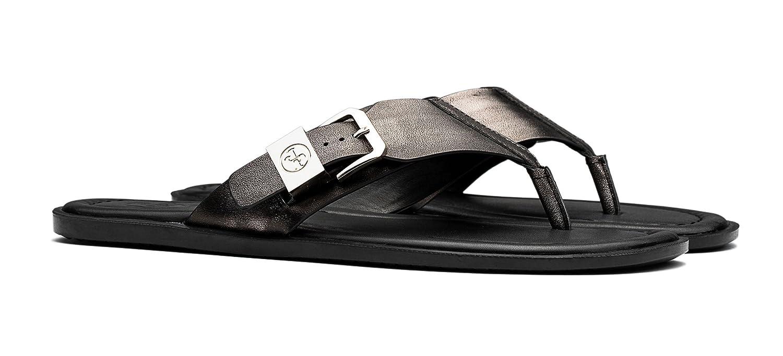 OPP Uomo Causal Causal Causal Pelle Pantofole Sandali 1c7bb8