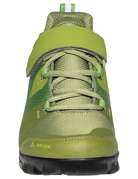 VAUDE Mens Tvl Pavei, Zapatillas de Ciclismo de montaña para Hombre, Verde (Green