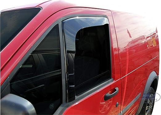 J&J AUTOMOTIVE Derivabrisas para FORD Transit Connect 2 puerta 2004-2013 2 piezas: Amazon.es: Coche y moto