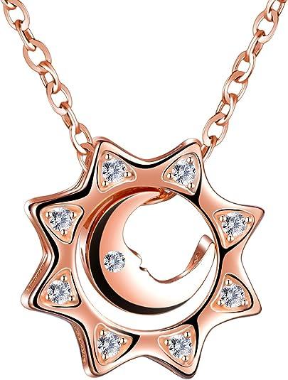 NUOVA Argento di Alta Qualità Gioielli Luna Ciondoli Charms risultati