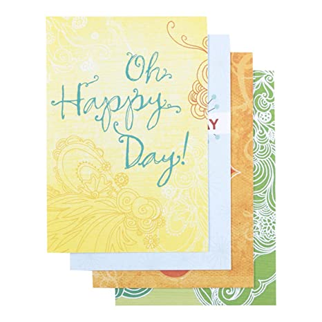 Amazon DaySpring Birthday Boxed Greeting Card W Embossed