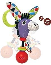 Yookidoo Donkey 'Shake me' Rattle, Multi