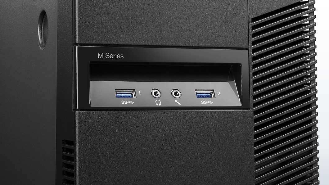 Lenovo ThinkCentre M83 3GHz i5-4430 Mini Tower Negro PC - Ordenador de sobremesa (3 GHz, 4ª generación de procesadores Intel® CoreTM i5, 4 GB, 500 GB, ...