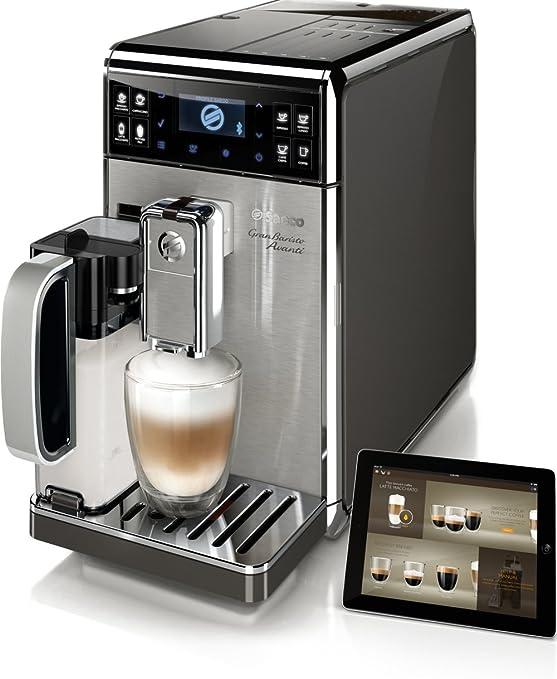 Saeco GranBaristo Avanti HD8977/01 Espresso machine 1.7L Acero ...
