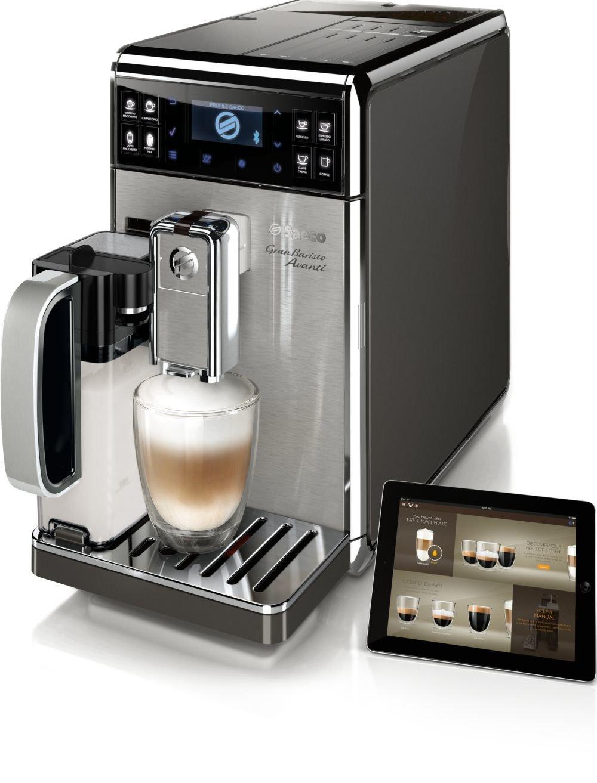 Saeco GranBaristo Avanti HD8977/01 Espresso machine 1.7L ...