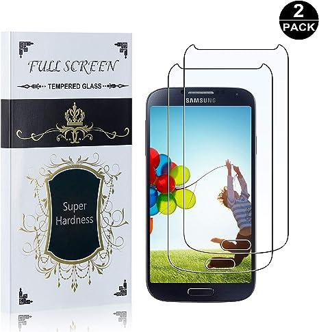SONWO Protector Pantalla Galaxy S4, HD Protector Pantalla para ...