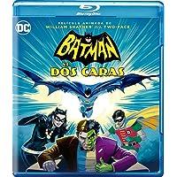 Batman vs. Dos Caras [Blu-ray]