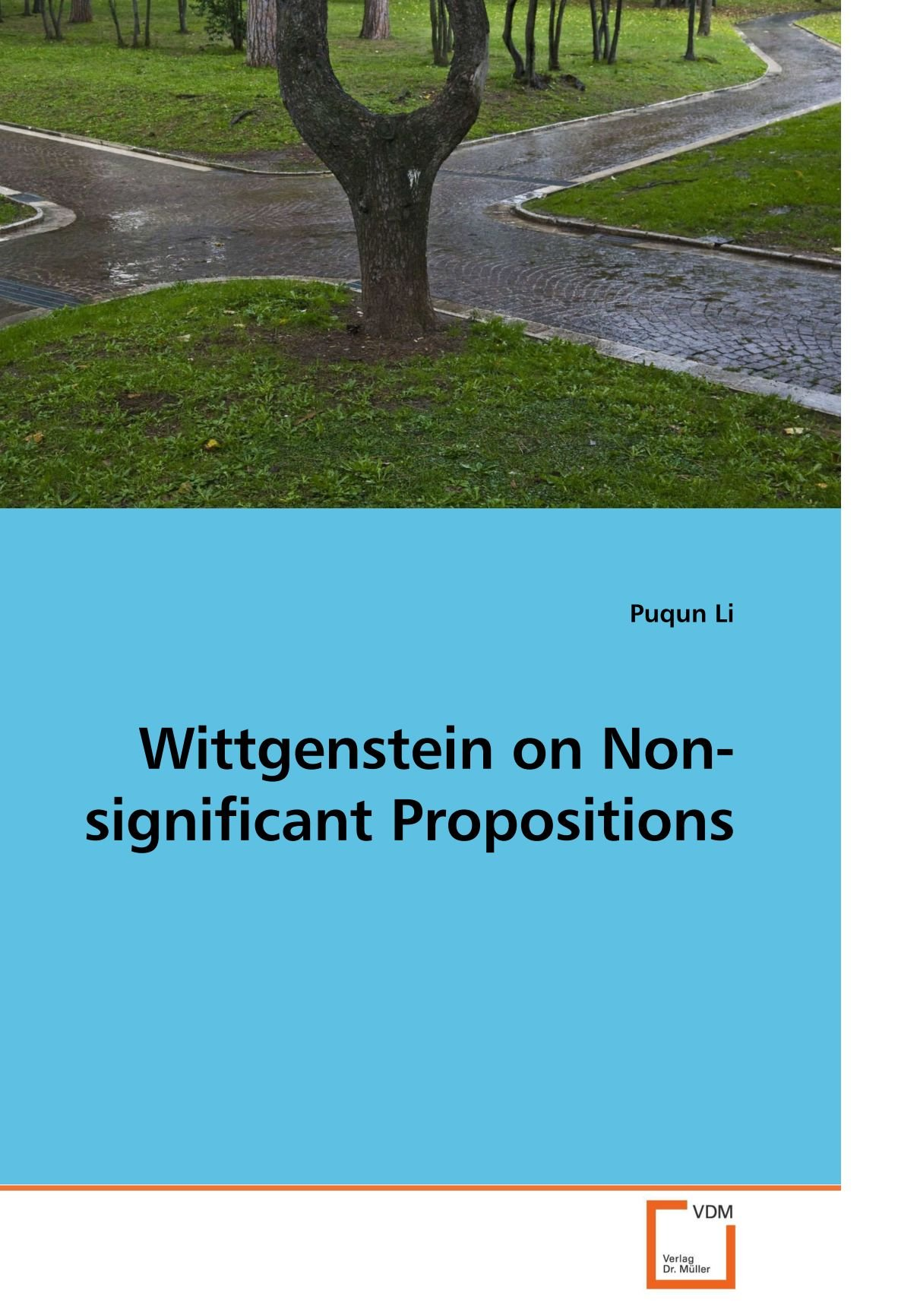 Wittgenstein on Non-significant Propositions pdf