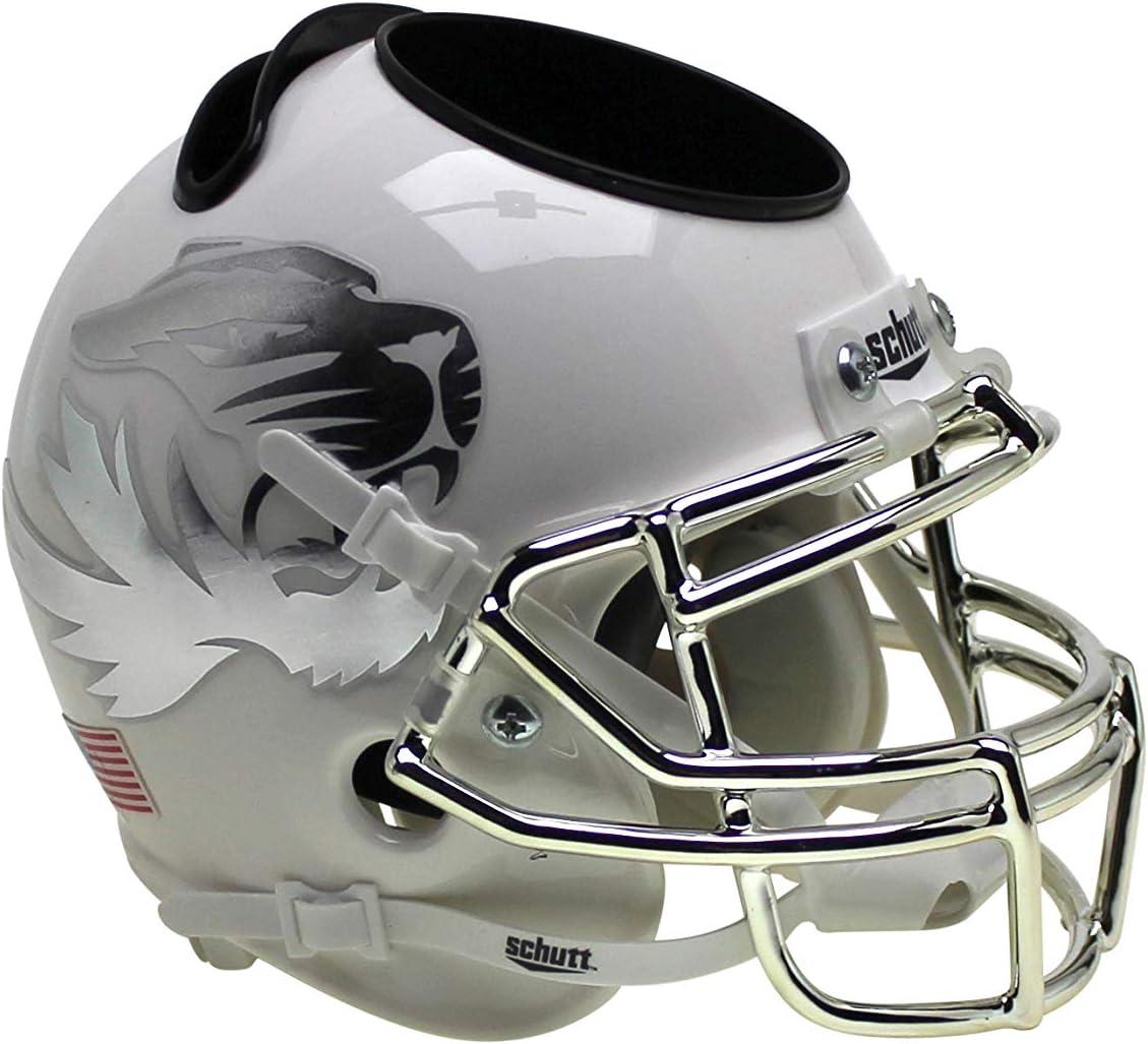 Schutt NCAA Missouri Tigers Football Helmet Desk Caddy