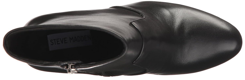 Steve Madden B073HCDVLB Women's Editor Ankle Boot B073HCDVLB Madden 10 B(M) US Black Leather 9a6095