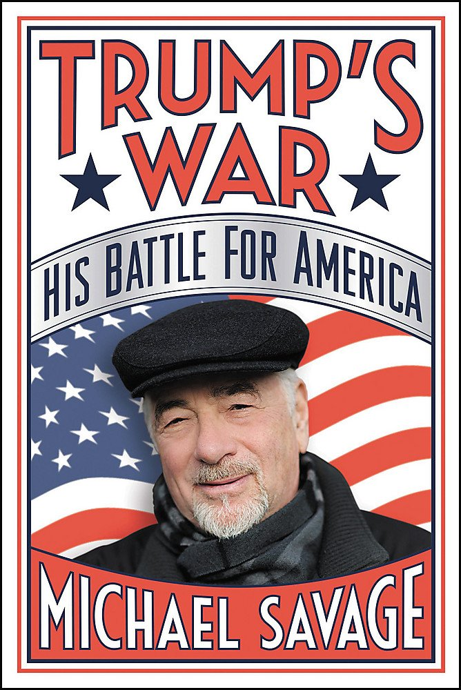 Read Online Trump's War: His Battle for America pdf