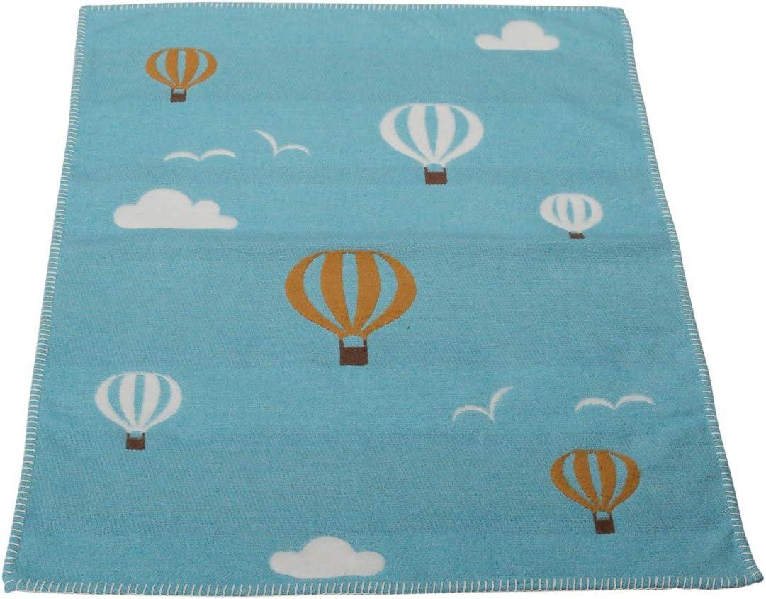 David Fussenegger 593057J2 FINN Ballon pour enfant Bleu 400 g