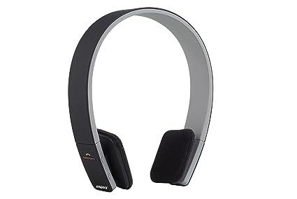 508e54a32c9 Envent Boombud ET-BTHD001 Wireless Dual Pairing Bluetooth Headphones with  mic (Black)