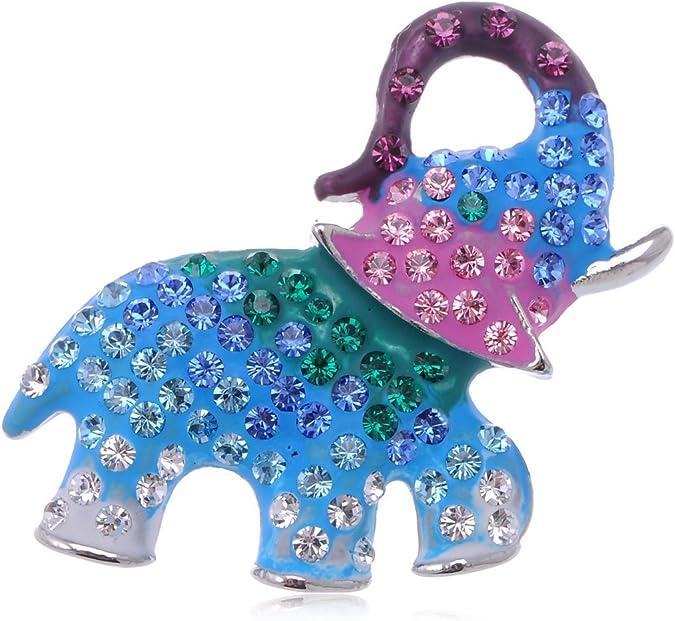 Animal Lapel Pin Rainforest Pin Sofari Guide: Elephant Animal Pin Animal Enamel Pin Elephant Enamel Pin Jungle Pin