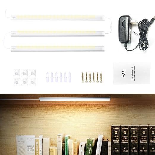 Luci per Cucina LED, Luce Bianca Calda Dimmerabile da 28 LEDs 15W ...