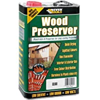 Everbuild LJCR01 Clear Wood Preserver 1L